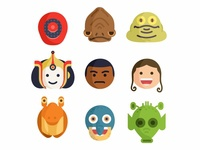 Star Wars Emoji No.19