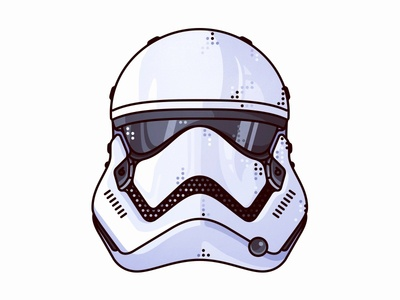 Starwars Tr 8r Stormtrooper rogue one star wars boba fett stormtrooper helmet design darth vader space jedi deathtrooper imperial