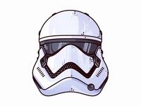 Starwars Tr 8r Stormtrooper