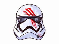 Starwars Stormtrooper Finn