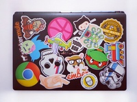 Acer stickers