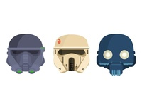 Starwars Emoji Rogue One No.1