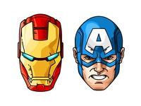 Ironman or Captain America?