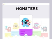 Web monsters no2