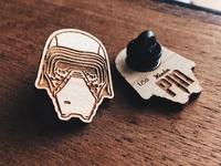 Kylo Ren Pin