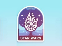 Star Wars badge 🏅