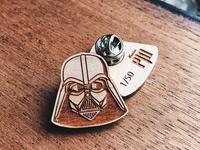 Darth Vader Pin
