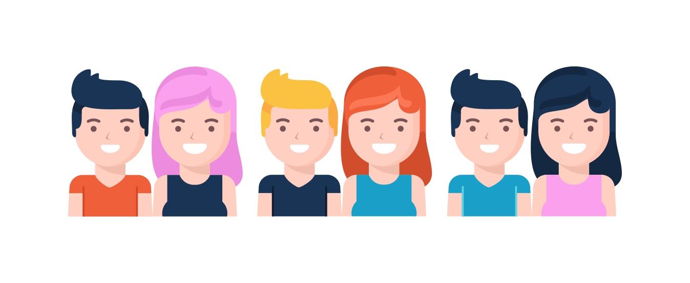 Friends avatar no.3