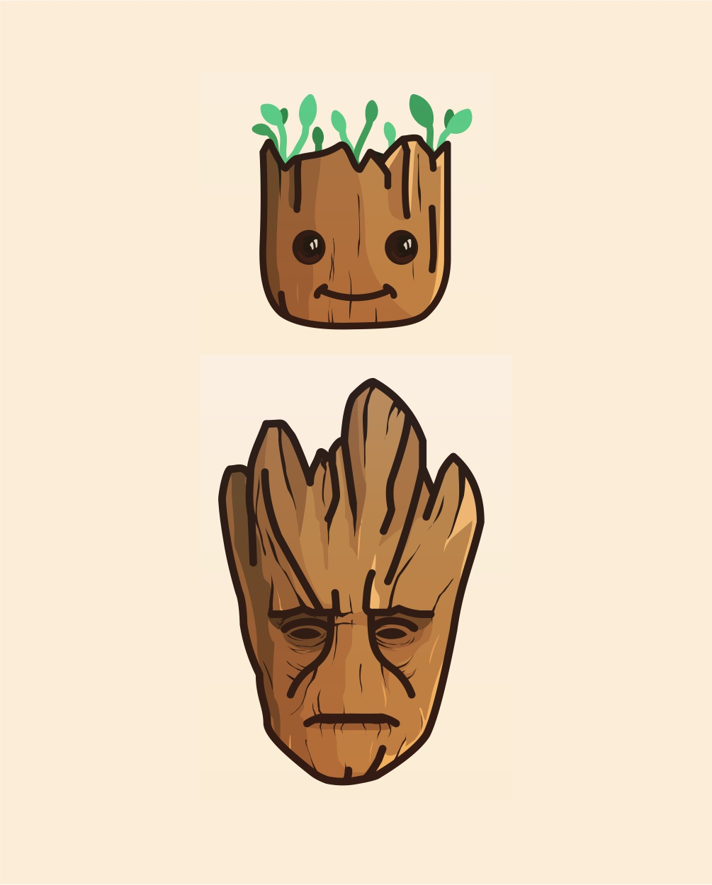 I am groot   add