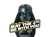 May the 4th be with you add