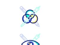 Graphic design icons add