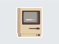 Retro Mac