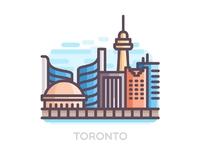 Toronto add