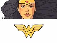 Wonder Woman + W