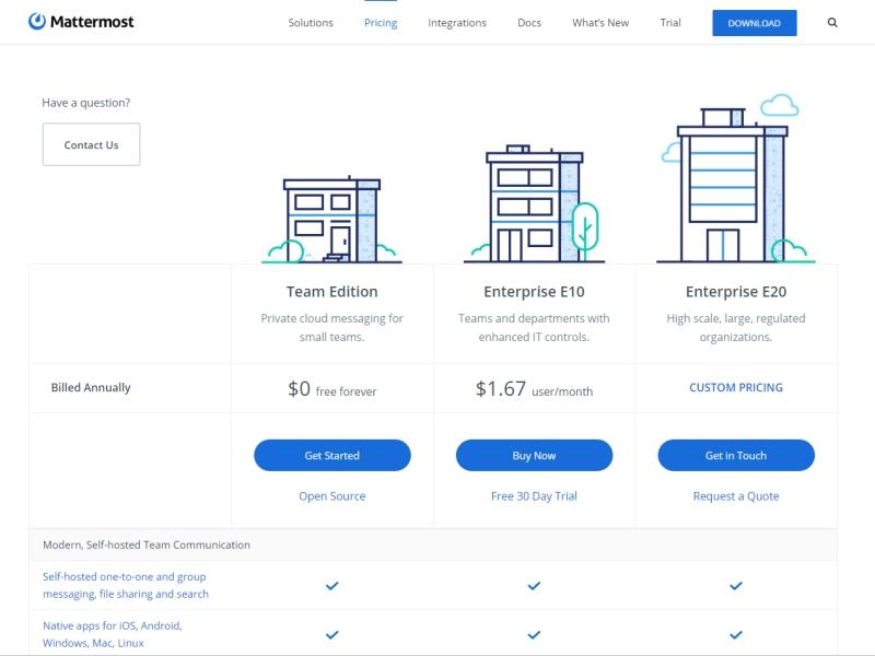 Pricing Page clean flat pricing pricing page ui ux ux design web design website buildings team enterprise