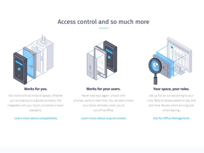 Access control speed smartphone residential office isometric illustration control systems commercial card businesses buildings app