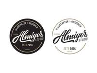 Almigor Studio Branding