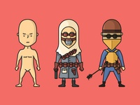Toy Illustrations