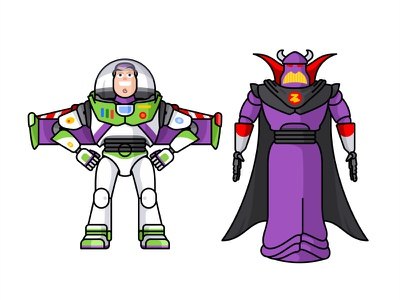 Buzz I am Your Father!! buzz lightyear cute disney i am your father emperor zurg pixar toy story buzz toy figure character cartoon