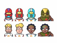 Final Space Characters