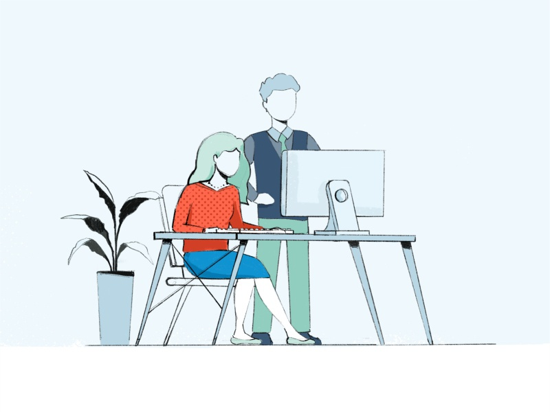 Collaboration Sketch