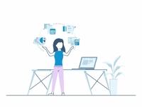 Real time sales metrics add