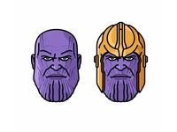 Thanos head