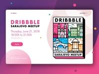 Sarajevo Dribbble Meetup