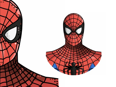 Spiderman comicbook comics marveluniverse marvel peterparker stanlee steveditko hero character design line illustration