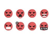 Angry Emoji 🤬