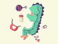 Baby Dino 👶🦕