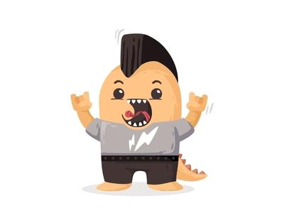 Rock Monster 🤘