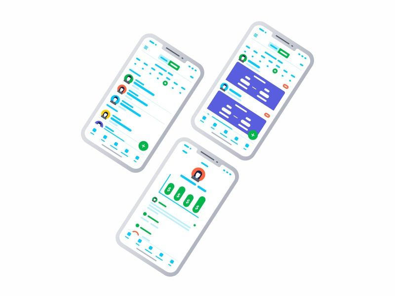 Phone interface add