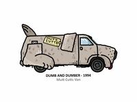 Mutt Cutts Van