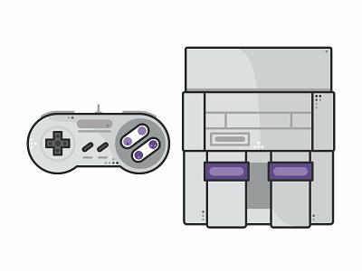 Super Nintendo videogame time super nintendo retro outline nintendo switch nintendo nes mini nes love icon set icons gameboy game fun consoles