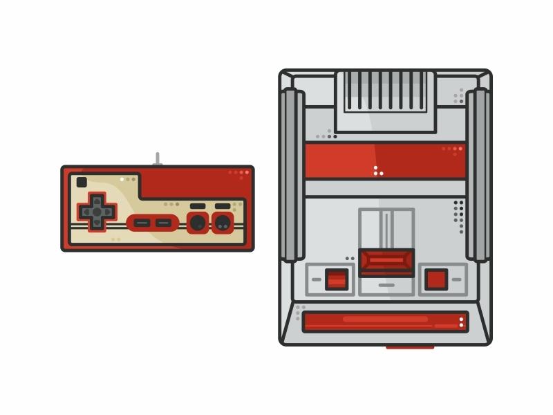 Nintendo Classic videogame time nintendo classic retro outline nintendo switch nintendo nes mini love nes icon set icons gameboy game fun consoles