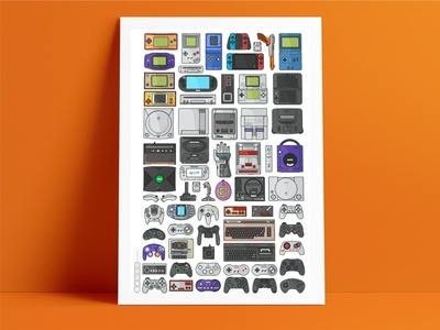 Game Poster 🕹️🎮