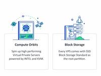 Orbits And Storage