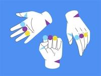 Hands ✊🤚🖐