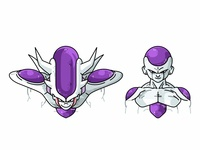Frieza Full Power & Third Form