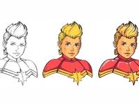 Captain marvel add