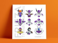 Frieza Stages poster