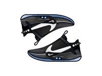 Nike S Self Lacing Adapt BB sneakers