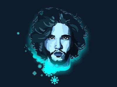 Jon Snow!! Winter is coming!!