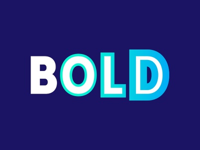 Bold simple paper logotype letters identity flat branding typo text shot trivia quiz pop mobile logo bold gradient game font app