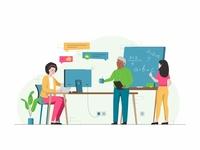 Teachers Collaborate