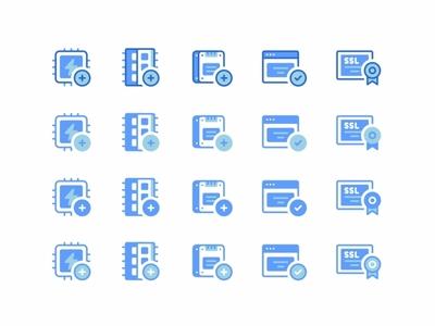Shopware Icon set
