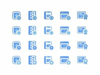 Shopware Icon set