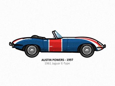 Jaguar fast vehicle vector jaguar e type steel sports speed retro race outline austin powers line illustrator icon dots design car 60s