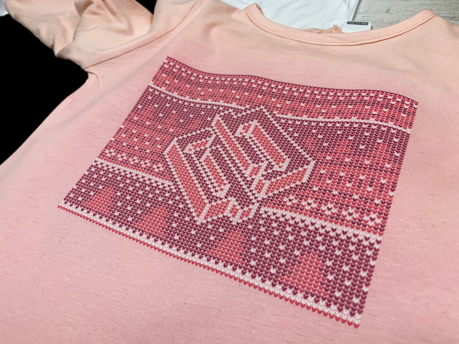 Christmas neopix pink